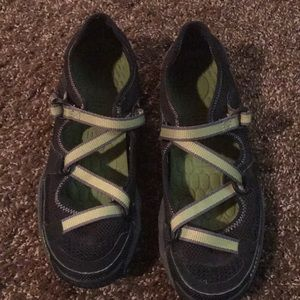 Sperry size 7 ladies shoes